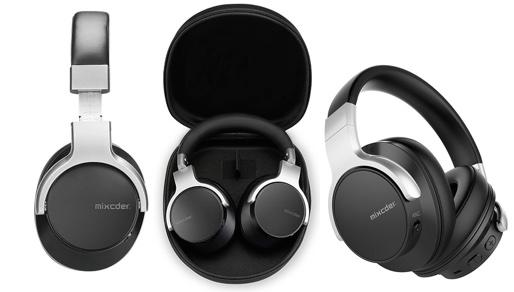 Kool Tools: E7 noise cancelling headphones