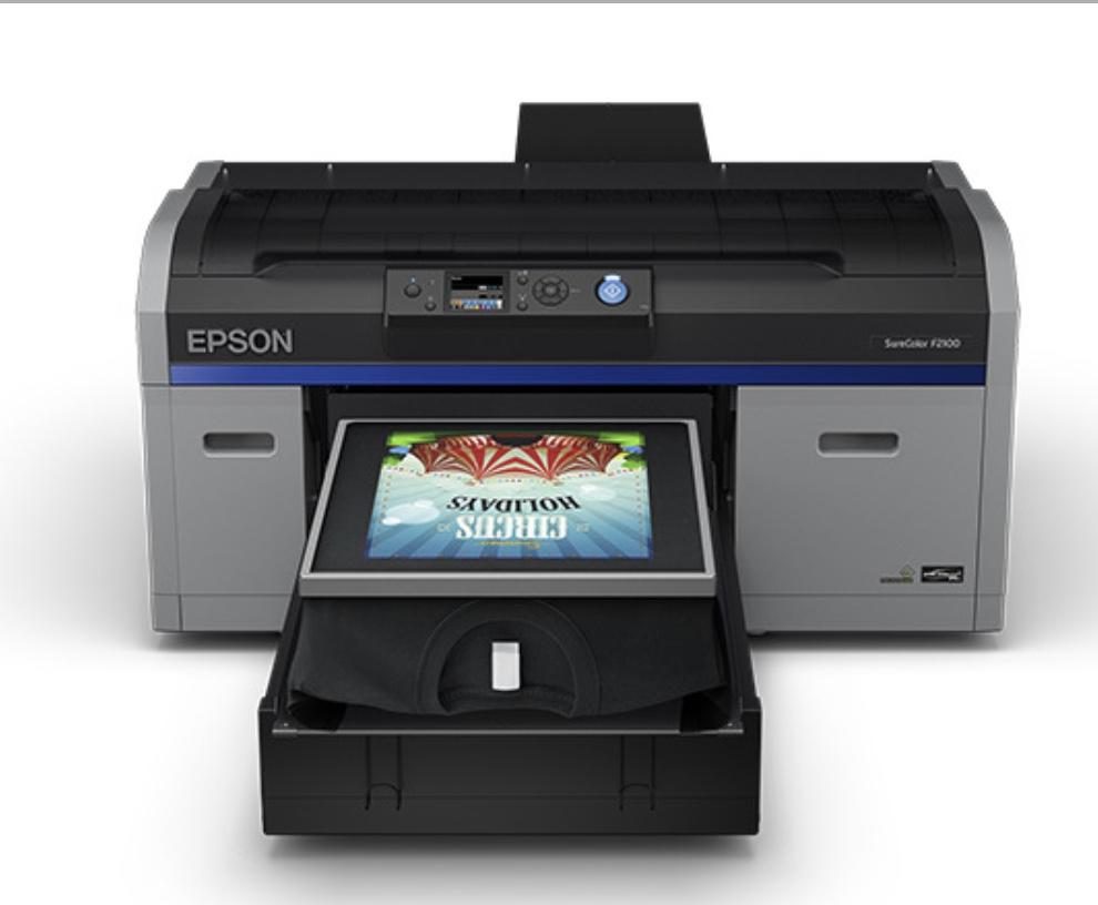 Kool Tools: SureColor F2100 printer