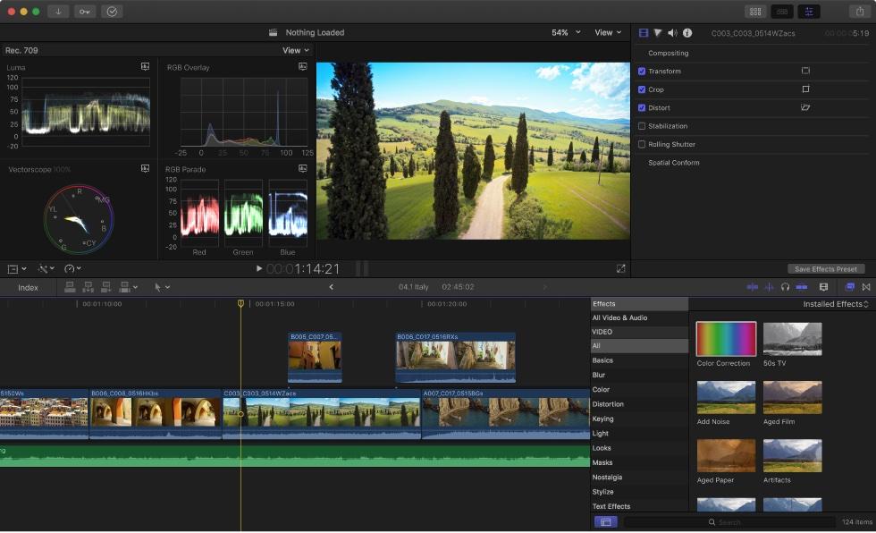 Final Cut Pro X, GarageBand for Mac get updates