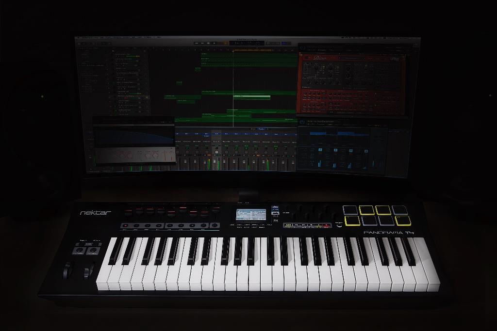 Kool Tools: Panorama T-series MIDI controller keyboards