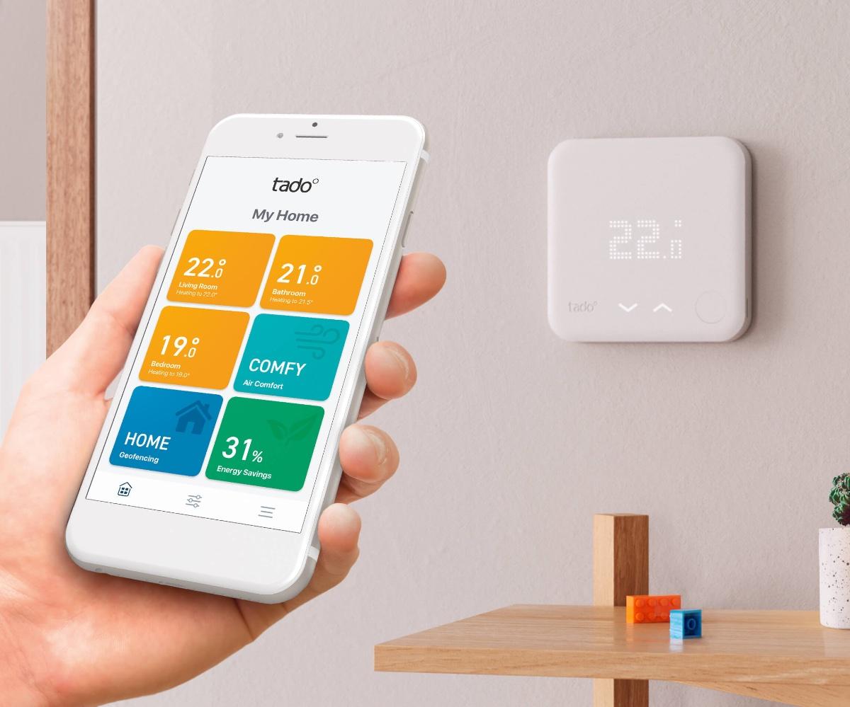 Kool Tools: tado° V3+ Smart Thermostats