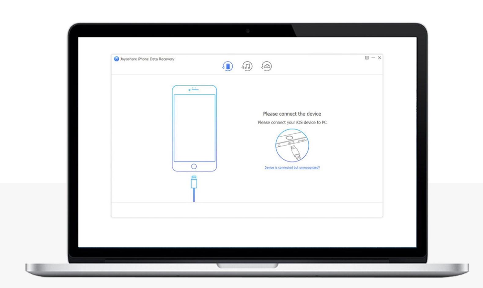 Joyoshare introduces iPhone Data Recovery