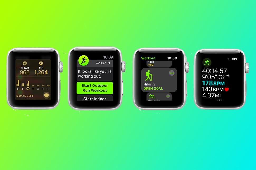 Apple seeds ninth developer beta of watchOS 5