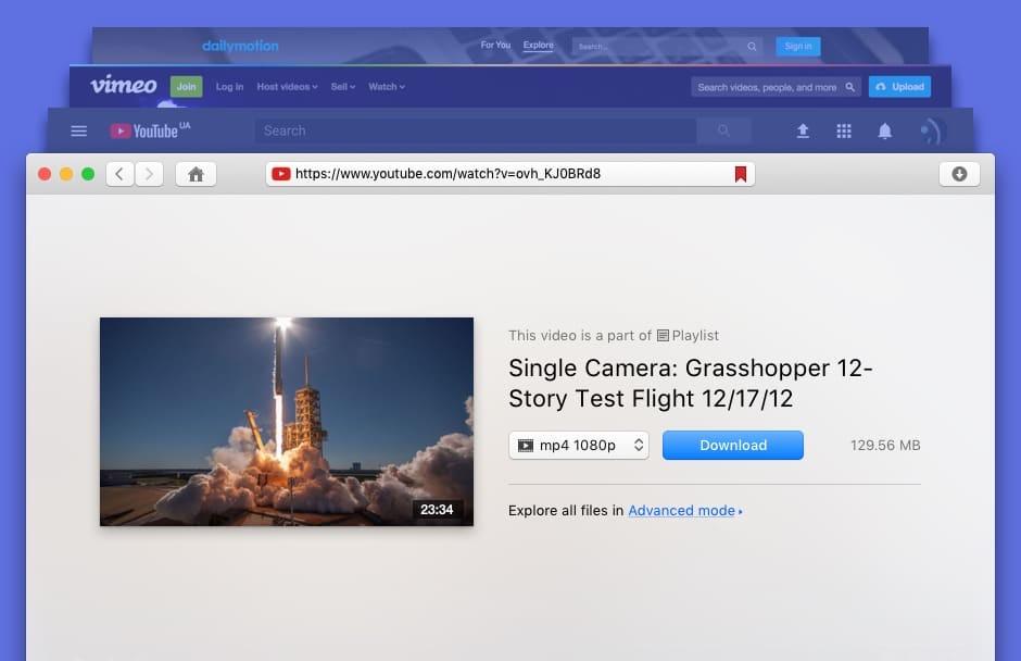 Kool Tools: VideoDuke video downloader for Mac