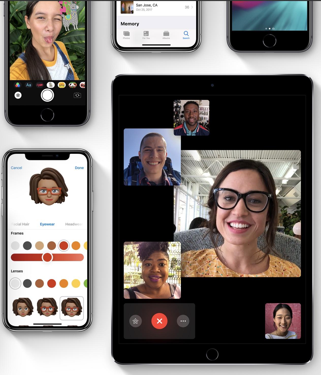 Apple posts iOS 12.0.1
