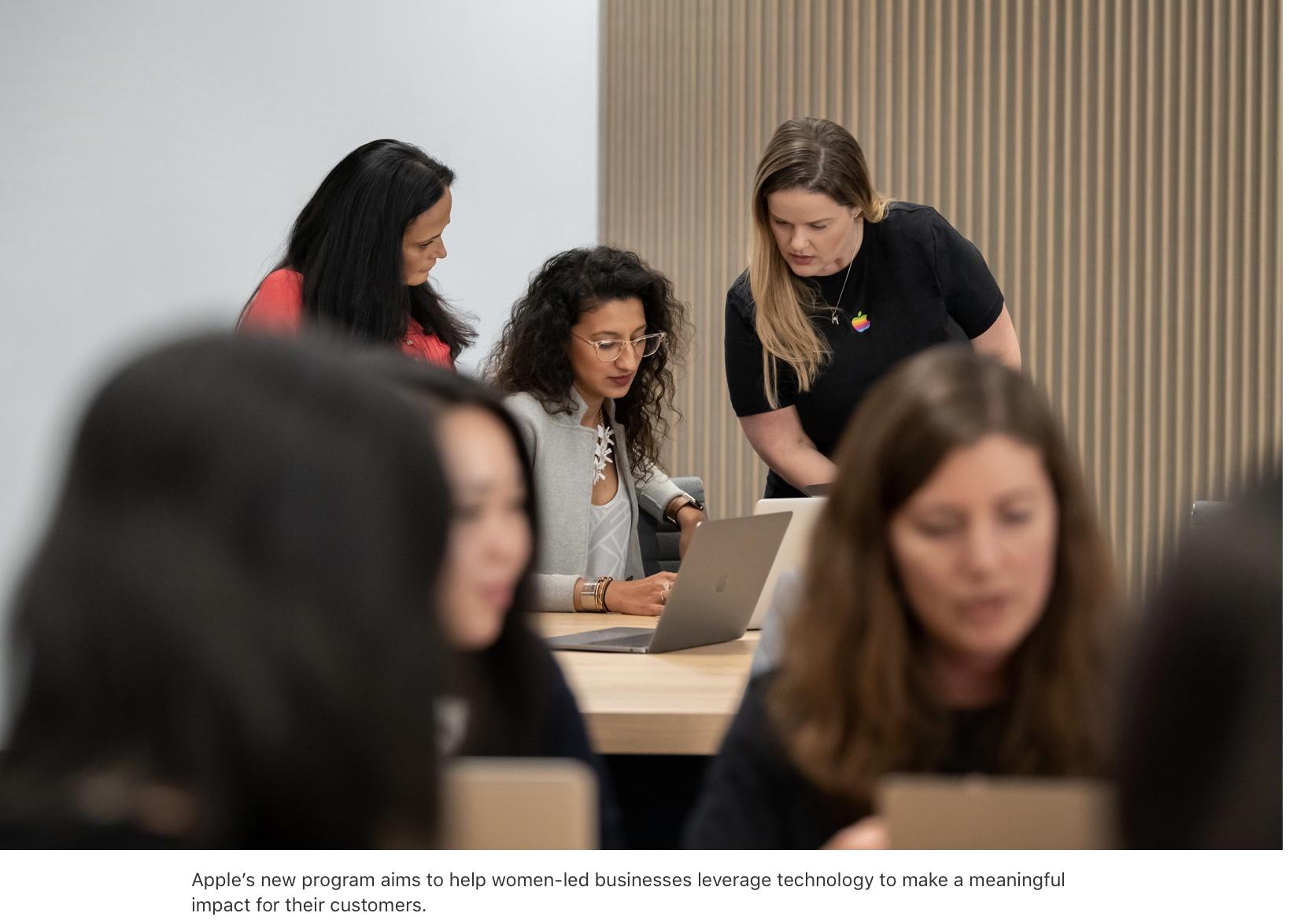 New Entrepreneur Camp offers immersive tech lab for female app developers