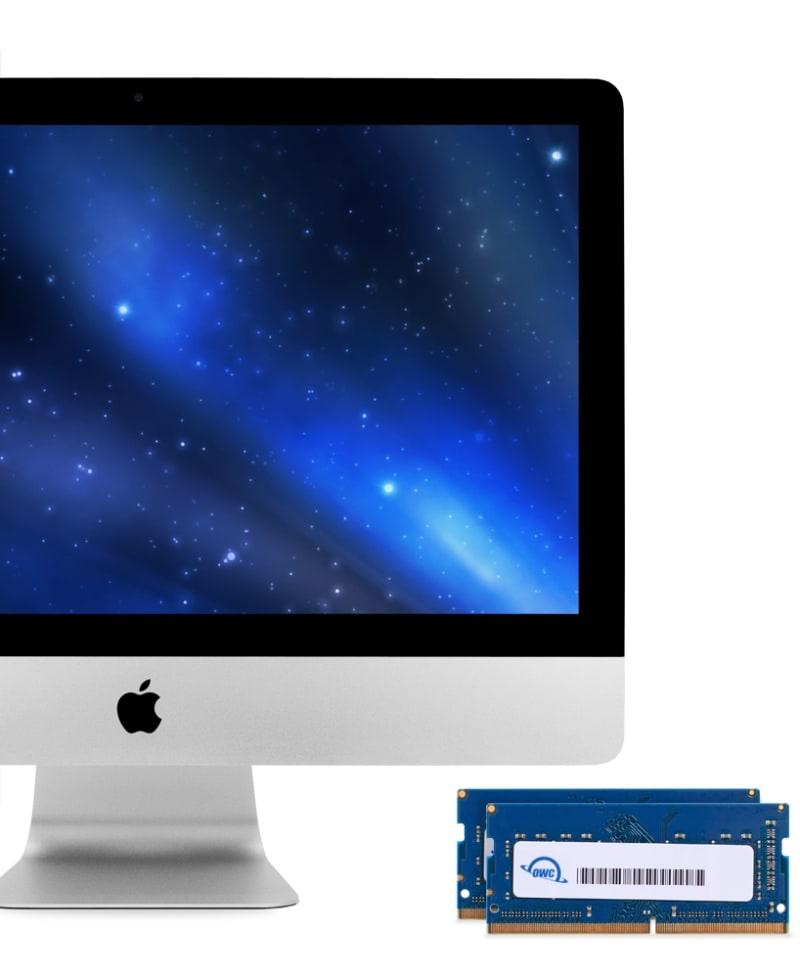 Kool Tools: OWC 64GB Memory Upgrade Kits for some 21.5-inch iMacs