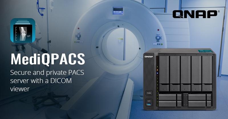 Kool Tools: QNAP MediQPACS