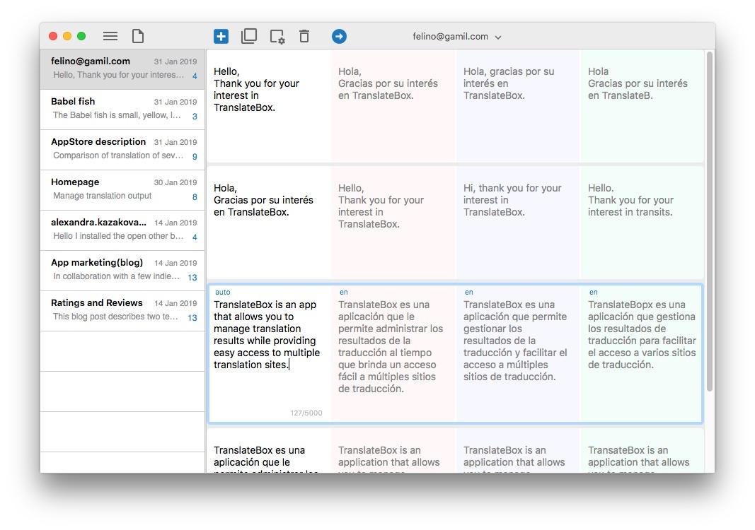 Groosoft debuts Translate Box for the Mac