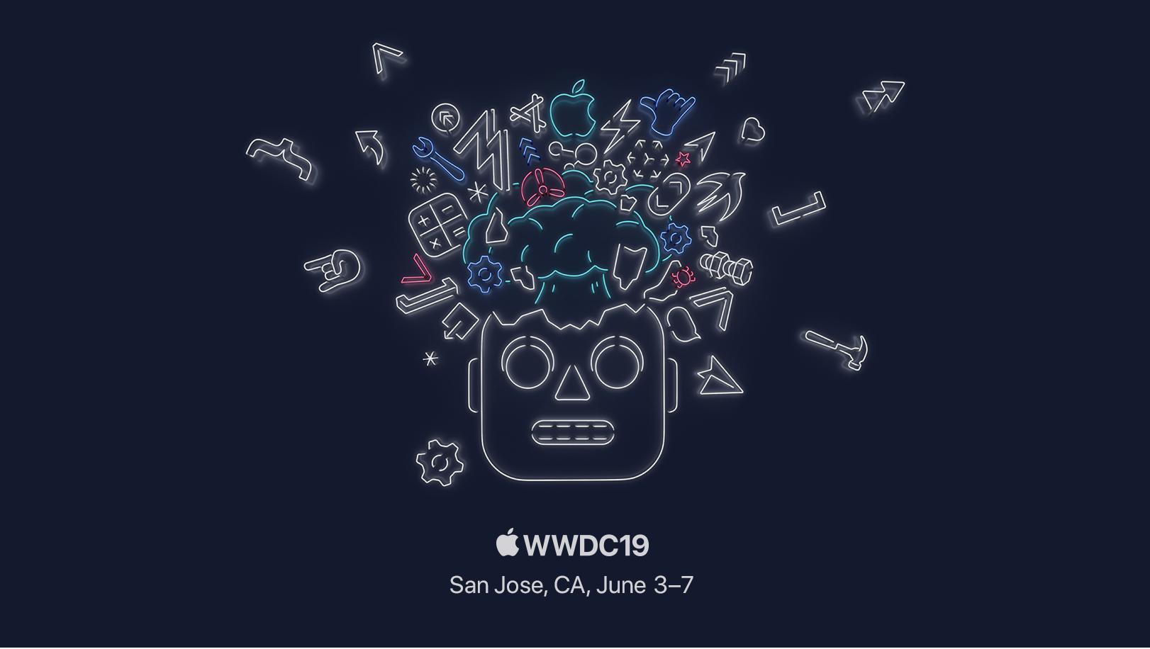 Apple to host 2019 WWDC June 3-7