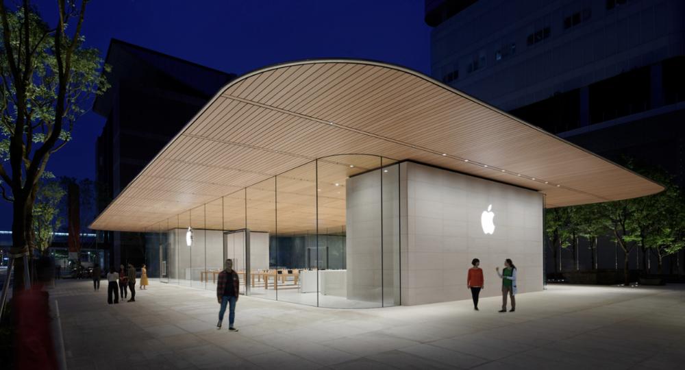 Apple Xinyi A13 opens Saturday in Taipei