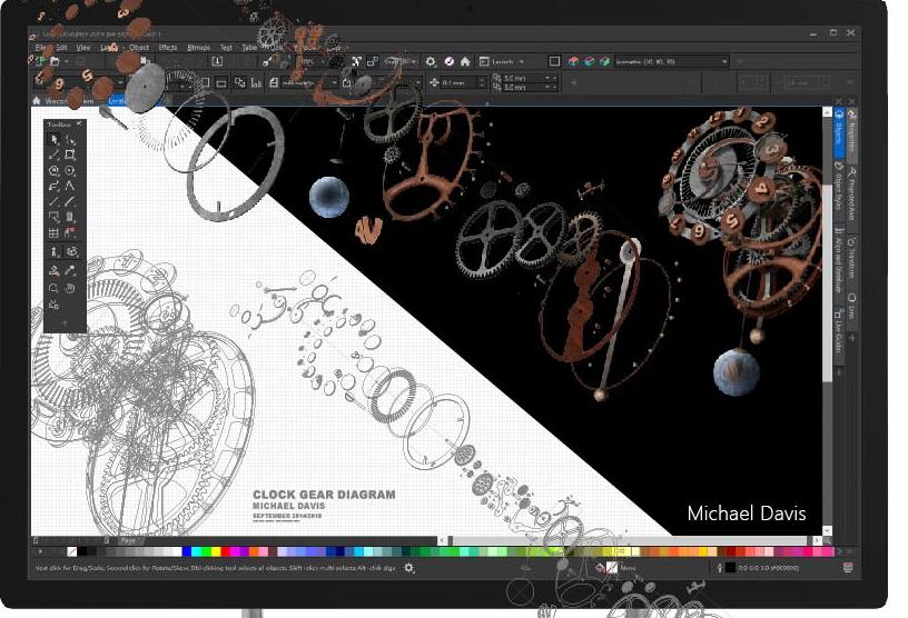 Corel releases CorelDRAW Technical Suite 2019