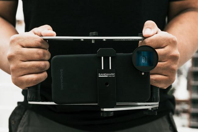Kool Tools: SANDMARC Film Rig for iPhone