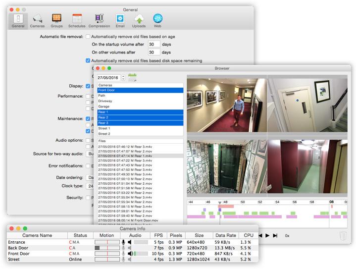 SecuritySpy for macOS revved to version 5.0