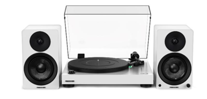 Kool Tools: RT81 Turntable, Ai40 speaker bundle