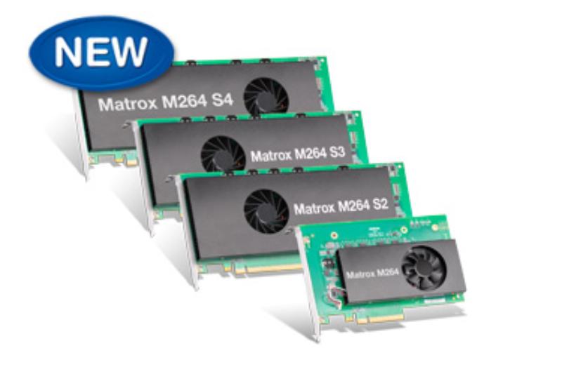 Matrox ships Four-Channel 4Kp60 XAVC Codec Card
