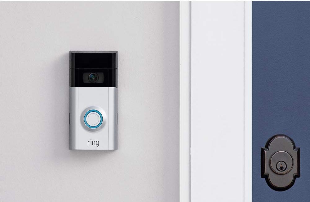 Sixteen percent of U.S. homes adopt video doorbells