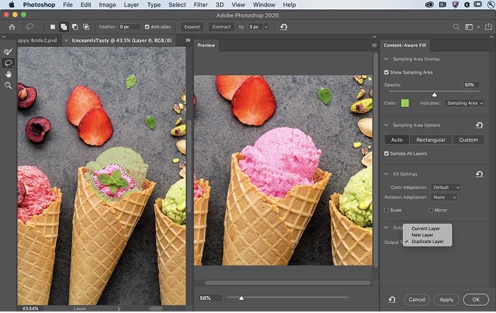 Adobe updates macOS, iOS versions of Photoshop