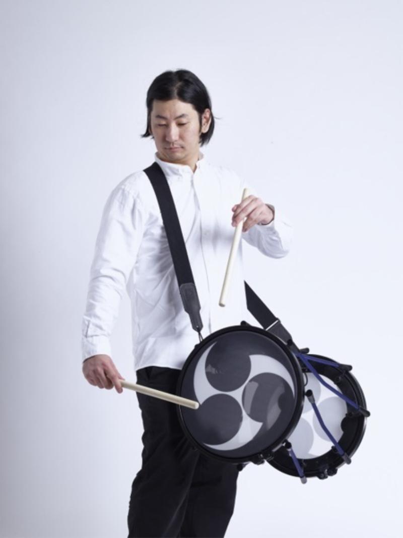 Kool Tools: TAIKO-1 Electronic Taiko Percussion