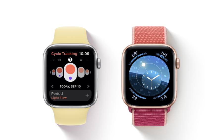 Apple releases watchOS 6.1.3