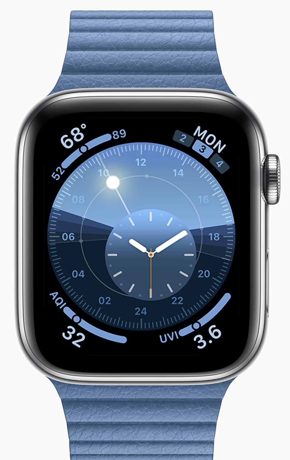 Apple posts first developer beta of watchOS 6.2.5