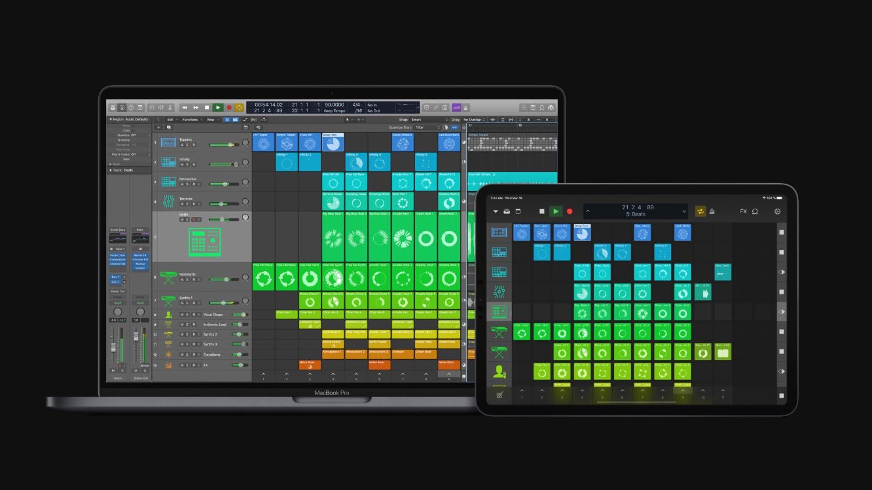 Apple announces 'big' update of Logic Pro X