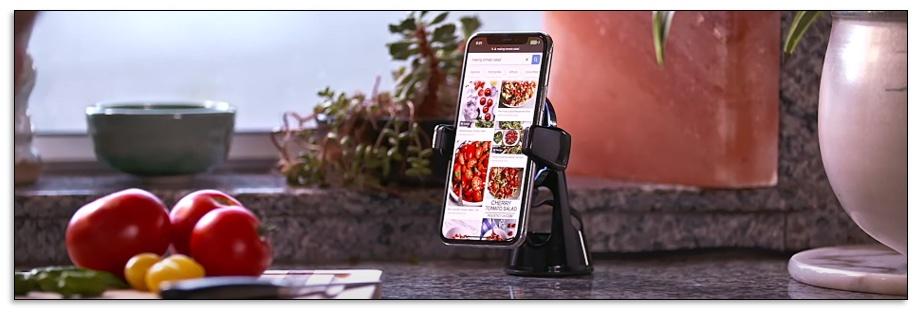 Kool Tools: SCOSCHE MagicGrip wireless charging mount