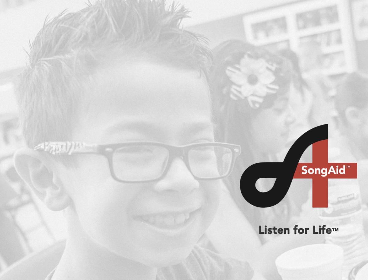 Artists, music & tech companies unite for SongAid
