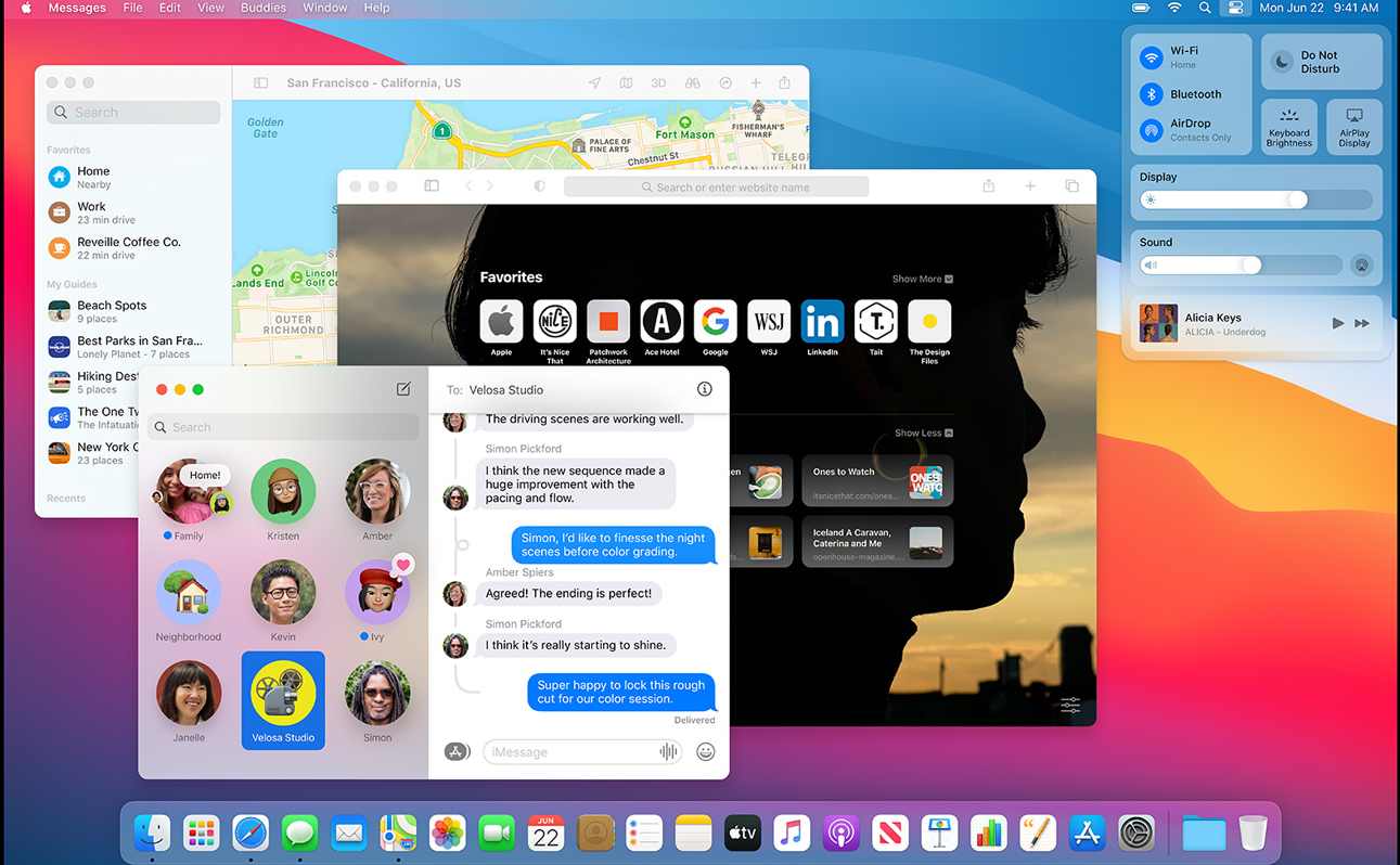 Next version of the Mac's operating system dubbed macOS Big Sur