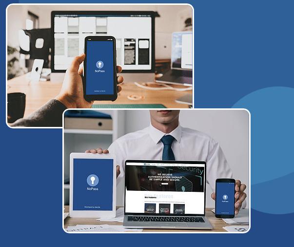 Identité launches NoPass password elimination solutions