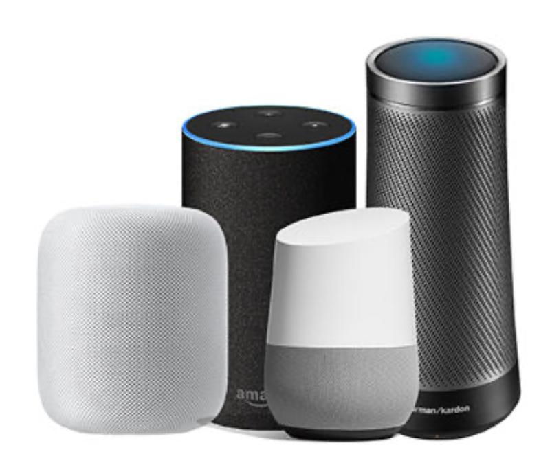 Smart speaker sales rose 6% to 30 million units in quarter two