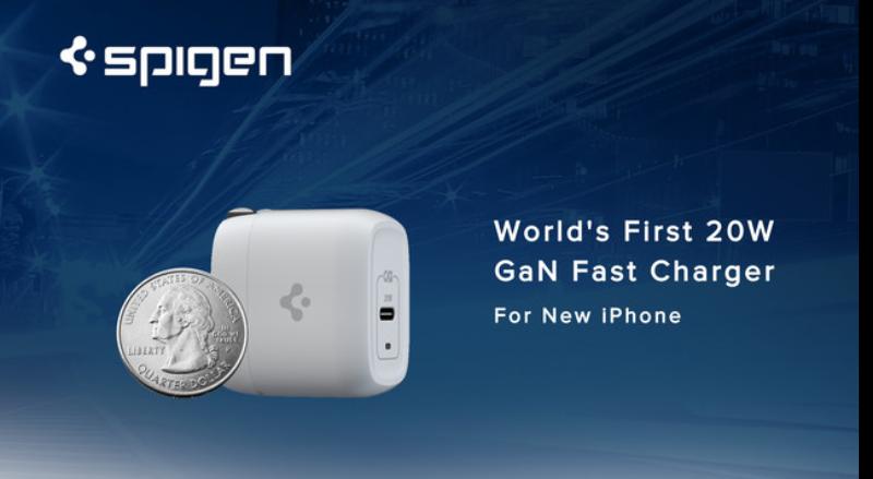 Spigen debuts the 20W PowerArc ArcStation Pro