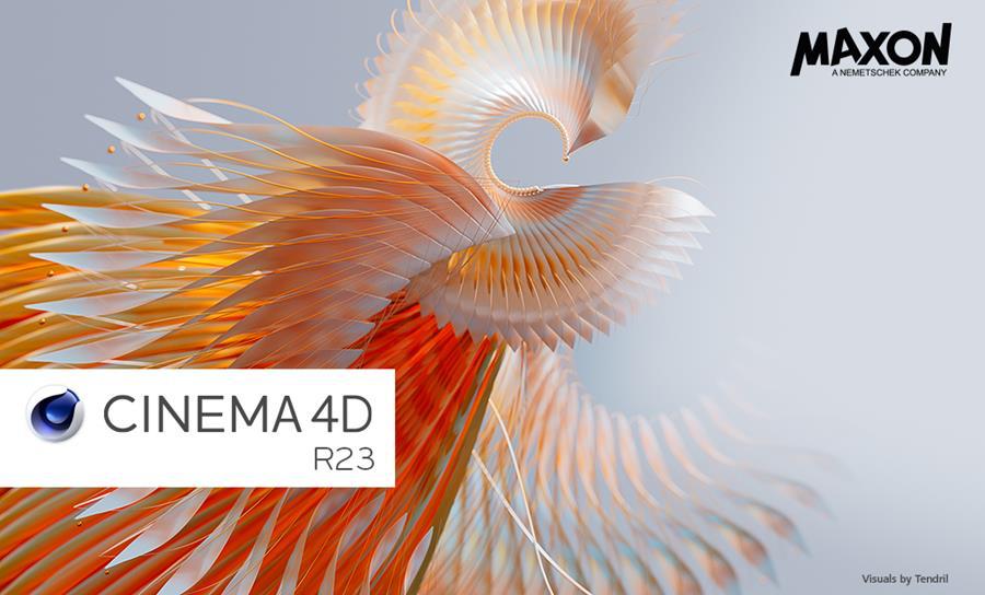 Maxon announces Cinema 4D R23iOS