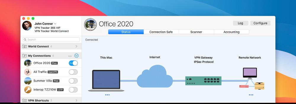 equinox introduces macOS Big Sur-compatible VPN Tracker