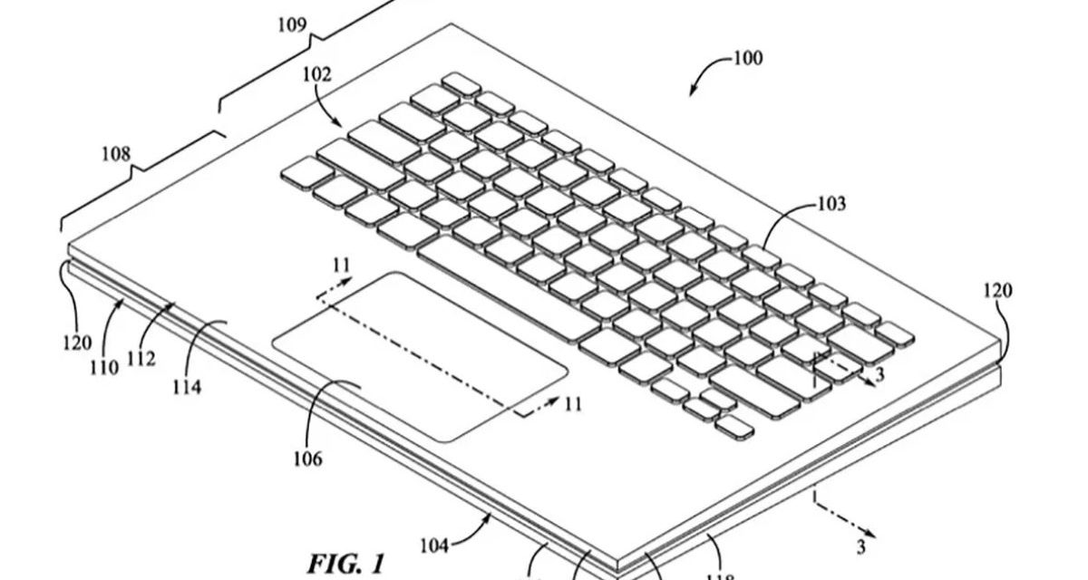A waterproof Mac Magic Keyboard/Trackpad with Apple Pencil support? I'm in