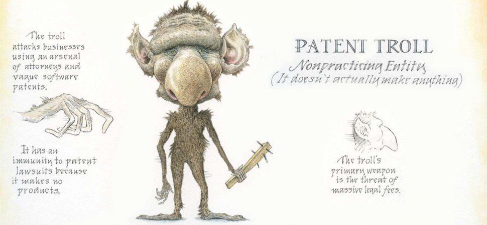 Patent trollin': Apple fends off Uniloc's challenge in patent dispute case