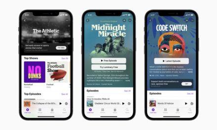 Apple announces Podcasts Subscriptions affiliate program