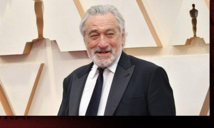 Robert De Niro injures leg while filming Apple TV+'s 'Killers of the Flower Moon'