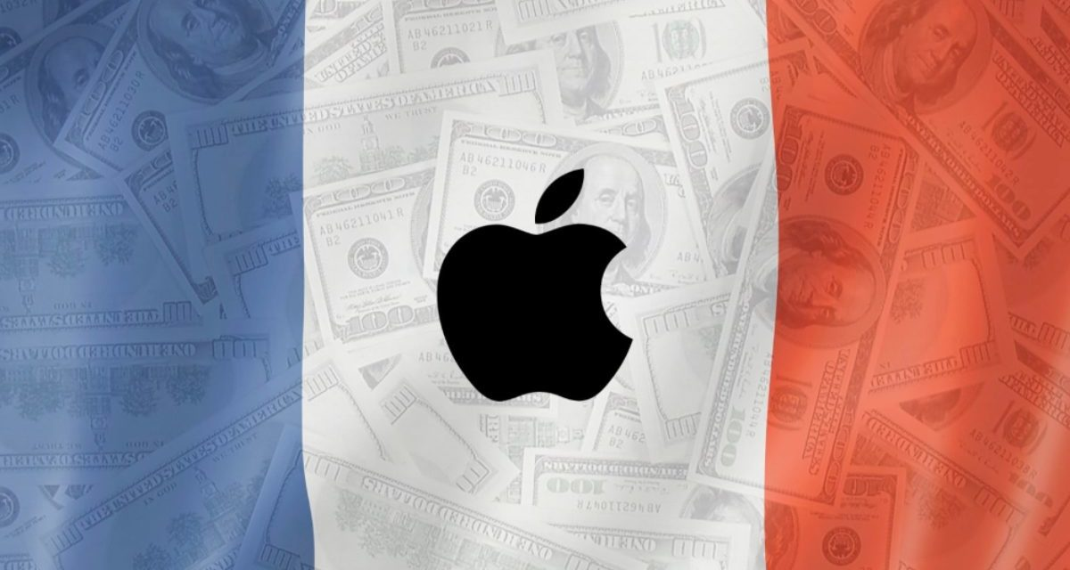 Apple and the French government to go head-to-head (again)