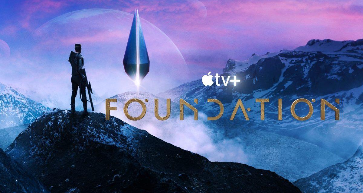 Apple TV+ offers sneak peak at 'Foundation'