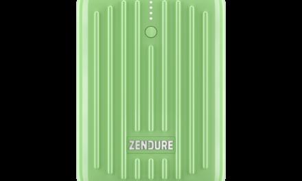 Zendure announced SuperMini with Lightning Input