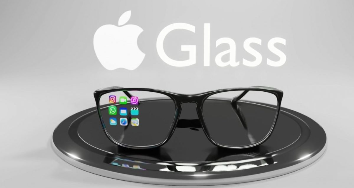 Apple files for a patent for navigating a virtual reality setting with 'Apple Glasses'