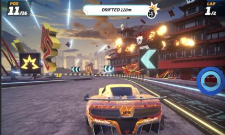 Detonation Racing races onto Apple Arcade