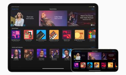 GarageBand for iOS, iPadOS adds Sound Packs from Dua Lipa and Lady Gaga