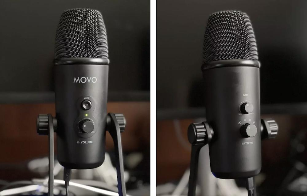 Movo UM700 USB Microphone Review