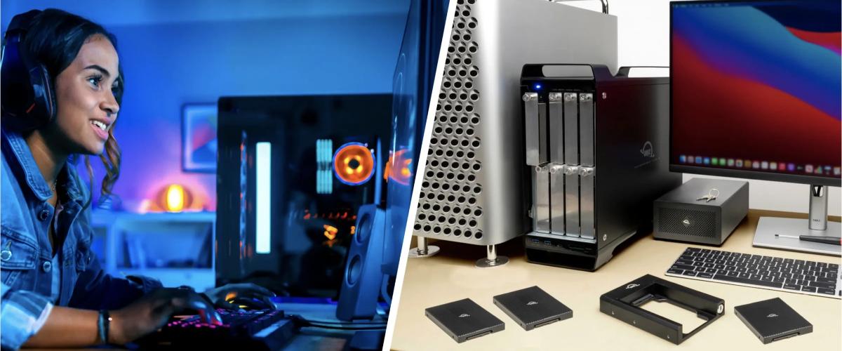 OWC announces U2ShuttleOne for building your own U.2 SSD