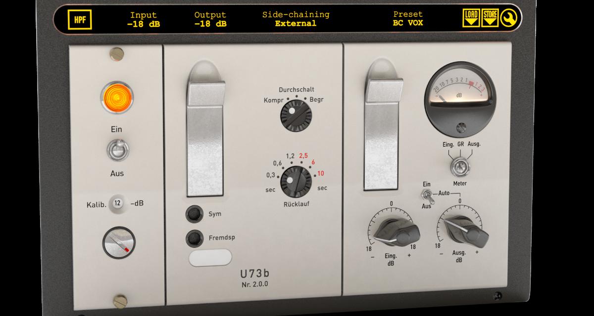 App Spotlight: U73b Compressoreffect plug-in
