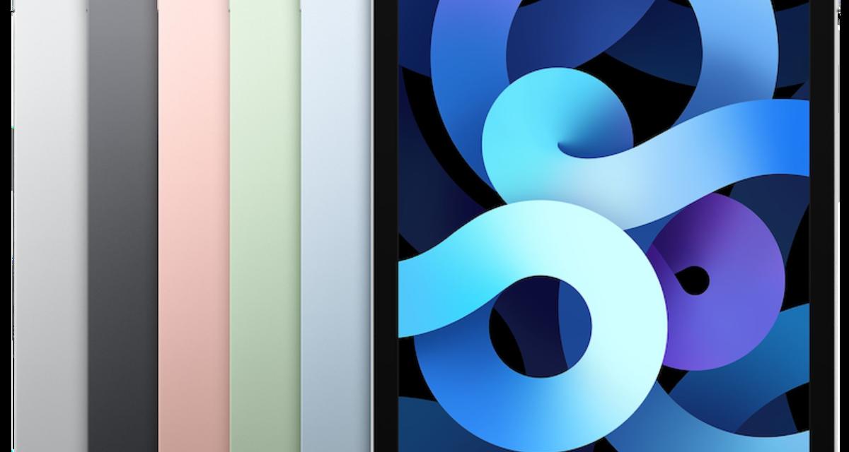 Rumor: next iPad Air will look similar to the third gen iPad Pro