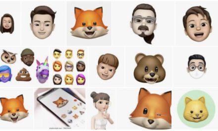Apple patent filing involves 'emoji recording and sending'