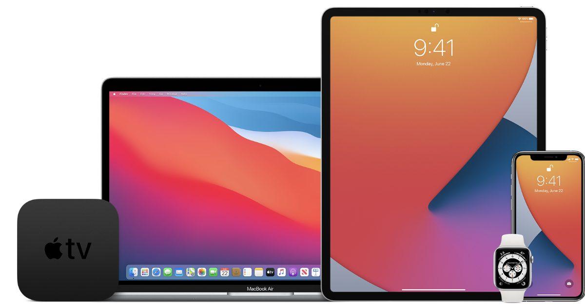 New public, developer betas released by Apple